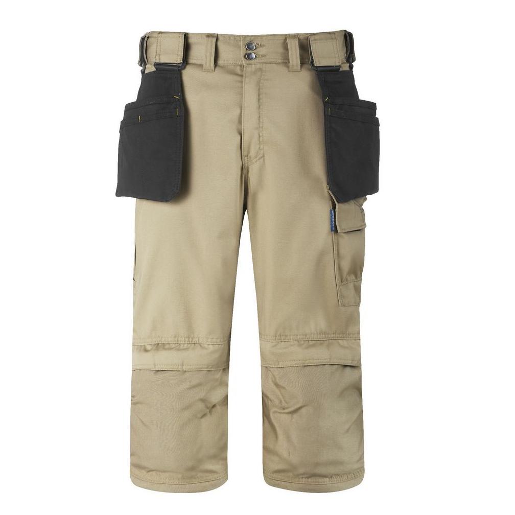SKILLERS 3/4 Pants – Khaki
