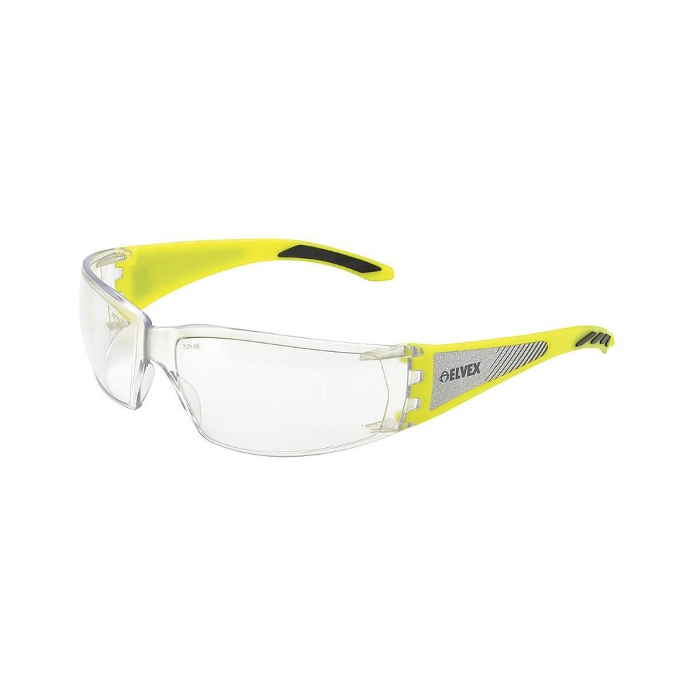 Elvex Reflex Spec Safety Glasses