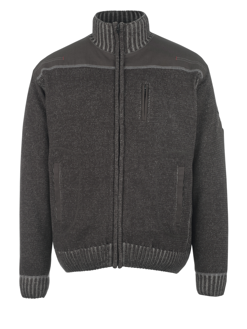 MASCOT ARTA ZIPPED CARDIGAN