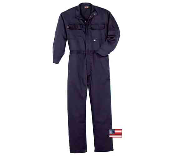 Saf-Tech 9oz Deluxe Flame Retardant Coverall